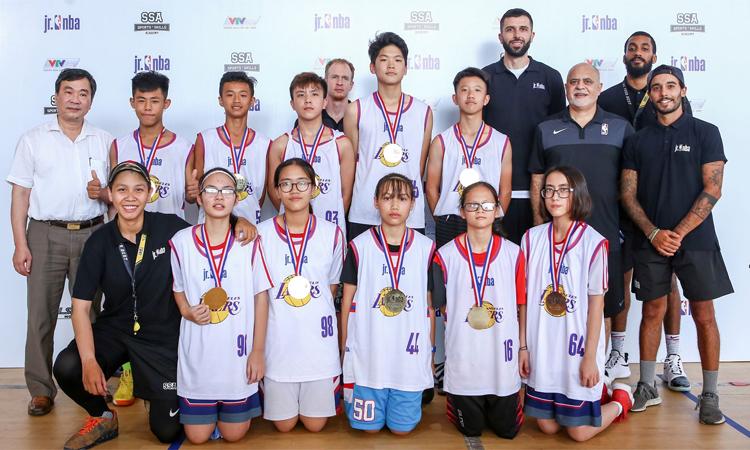 Sao NBA chọn 10 tài năng trẻ Việt Nam dự VCK châu Á