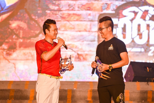 Chung kết giải bóng đá đường phố khu vực miền Trung diễn ra ở Đà Nẵng  - 4