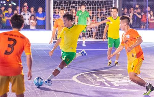 Chung kết giải bóng đá đường phố khu vực miền Trung diễn ra ở Đà Nẵng  - 2