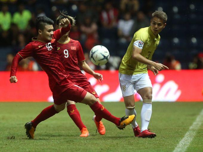 Siam Sports: 'Thái Lan nên chấp nhận đứng sau Việt Nam'