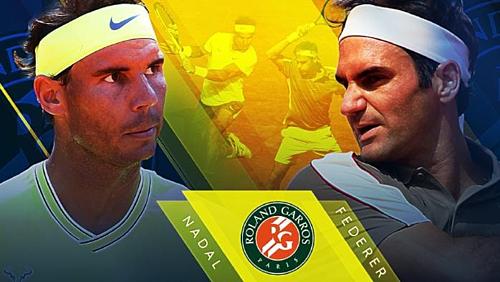 Trận bán kết ngày mai 7/6 là lần thứ 39 hai tay vợt huyền thoại gặp nhau, và là lần đầu tiên kể từ sau Thượng Hải Masters 2017.