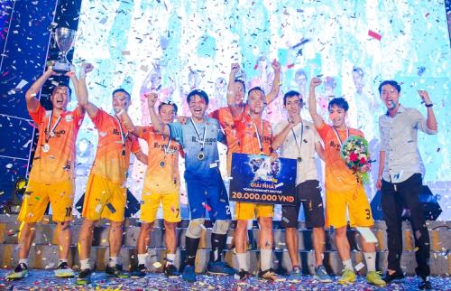 Chung kết giải bóng đá đường phố khu vực miền Trung diễn ra ở Đà Nẵng  - 3