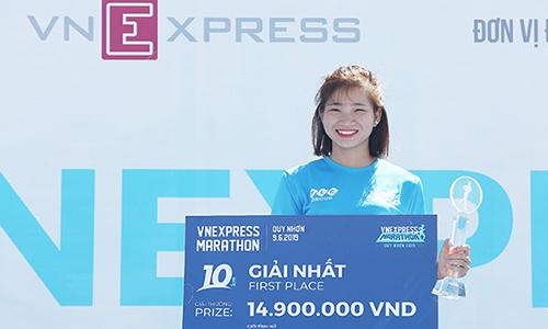 Nguyễn Thị Oanh là niềm hy vọng vàng của Việt Nam tại SEA Games 2019.
