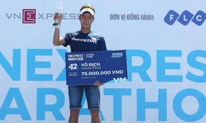 Runner chia sẻ về VnExpress Marathon