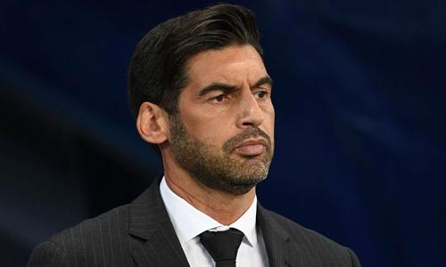 Fonseca ký hợp đồng hai năm với Roma. Ảnh: Reuters.