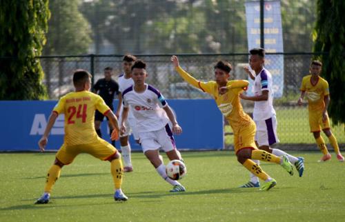 Lâm Đồng và Bà Rịa - Vũng Tài dẫn đầu lượt đi giải hạng Nhì - Cup Asanzo 2019 - ảnh 3