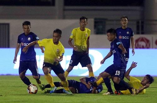 Lâm Đồng và Bà Rịa - Vũng Tài dẫn đầu lượt đi giải hạng Nhì - Cup Asanzo 2019 - ảnh 2