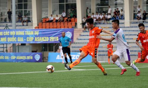 Lâm Đồng và Bà Rịa - Vũng Tài dẫn đầu lượt đi giải hạng Nhì - Cup Asanzo 2019 - ảnh 1