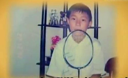 Lee bộc lộ đam mê cầu lông năm 11 tuổi.