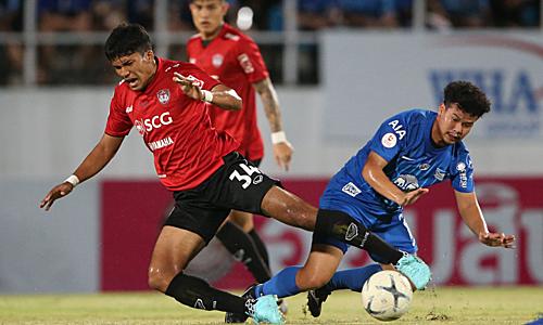 Muangthong rơi xuống đáy bảng Thai League - ảnh 1