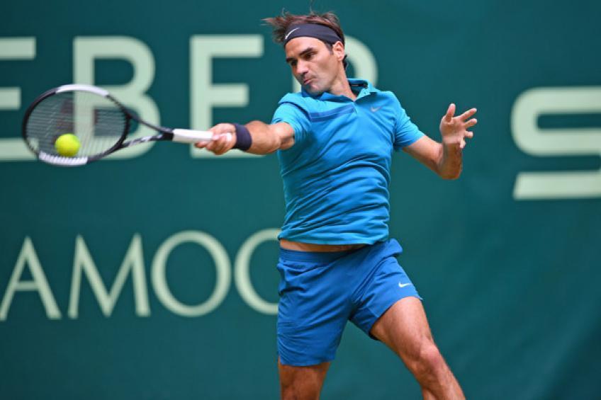 Federer hướng tới kỷ lục cá nhân tại Halle