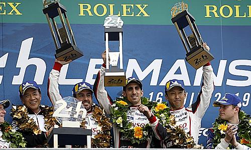 Fernando Alonso vô địch World Endurance Championship - ảnh 1