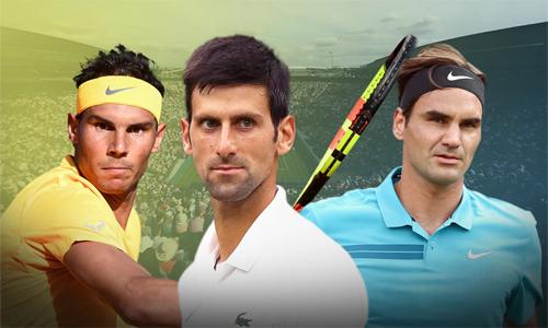 Medvedev thừa nhận anh và các đồng nghiệp cùng lứa vẫn kém một bậc so với bộ ba Nadal - Djokovic - Federer.