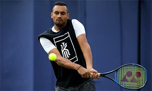 Kyrgios từ chối đánh đôi với Murray tại Wimbledon - ảnh 2