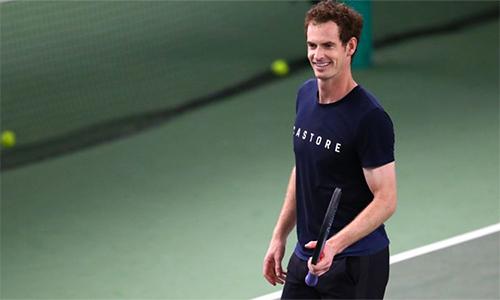 Kyrgios từ chối đánh đôi với Murray tại Wimbledon - ảnh 1