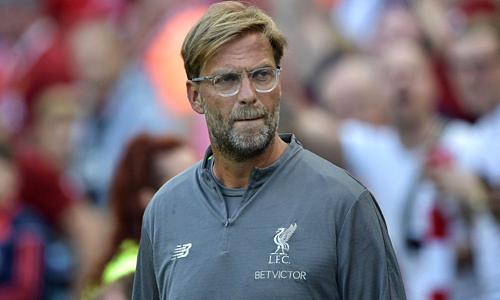 Klopp cho rằng Liverpool tiêu nhiều tiền nhưng có hướng đi và kiểm soát. Ảnh: AFP.