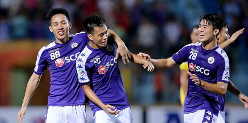 Hà Nội lần đầu tiên lọt vào chung kết AFC Cup khu vực Đông Nam Á.