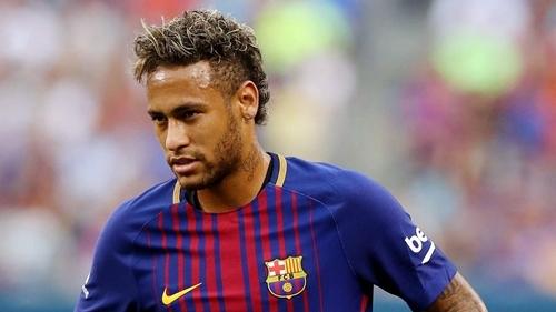 Neymar từng khoác áo Barca trong bốn năm, từ 2013 đến 2017. Ảnh: Reuters.