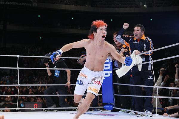 Yuichiro Nagashima là đối thủ tiếp theo của Từ Hiểu Đông.