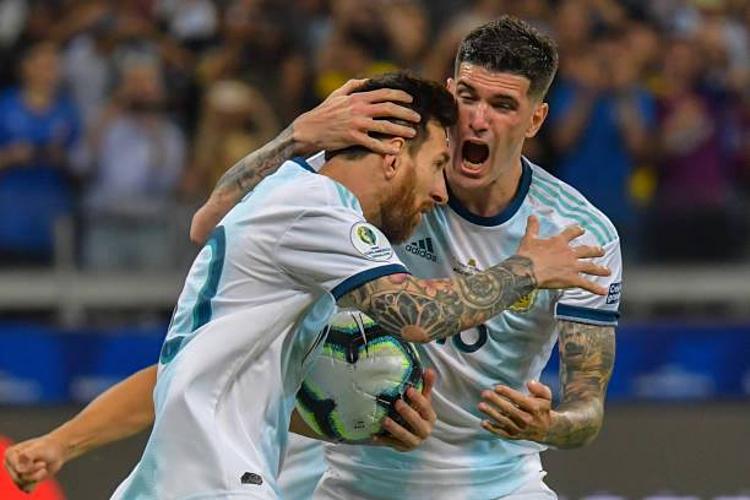 Argentina hòa Paraguay nhờ quả phạt đền của Messi - ảnh 4