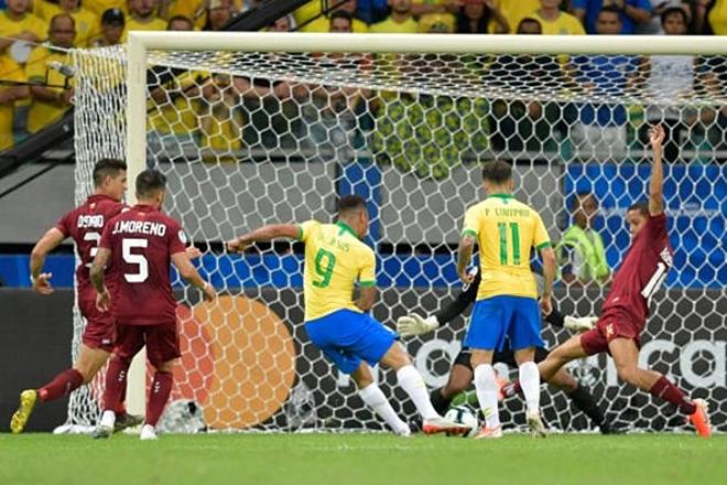Brazil hai lần bị hủy bàn thắng vì VAR - ảnh 5