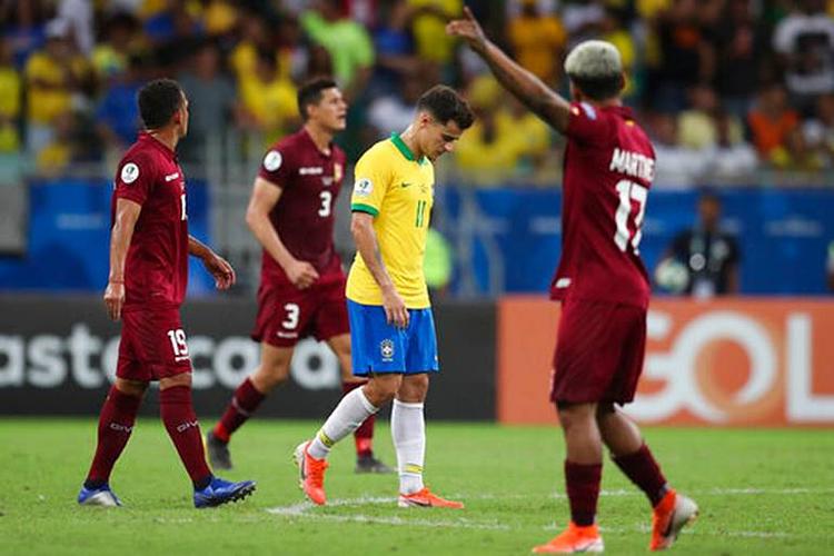 Brazil hai lần bị hủy bàn thắng vì VAR - ảnh 4