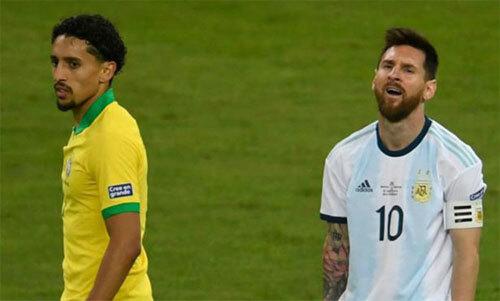 Marquinhos: Khi Barca được hưởng lợi, sao Messi không tố cáo - ảnh 1