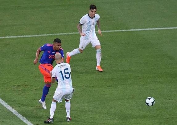Argentina thua Colombia 0-2 ở Copa America 2019 - ảnh 4