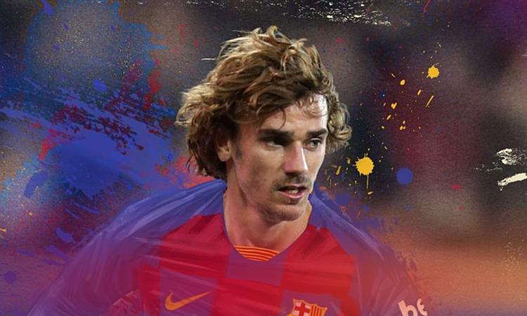 Griezmann gia nhập Barca, chấm dứt thương vụ tốn nhiều giấy mực bậc nhất ở kỳ chuyển nhượng hè 2019. Ảnh: FCB.