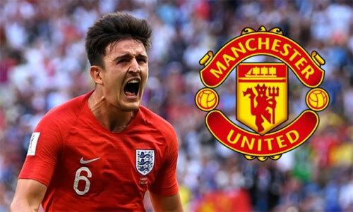 Maguire chuẩn bị chơi cho Man Utd mùa tới.