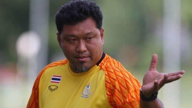 HLV Worrawoot tin Thái Lan sẽ vào đến vòng loại thứ ba World Cup 2022. Ảnh: SS.