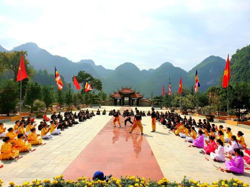 2000 vân động viên dự Cúp tài năng Võ thuật Việt Nam - 1