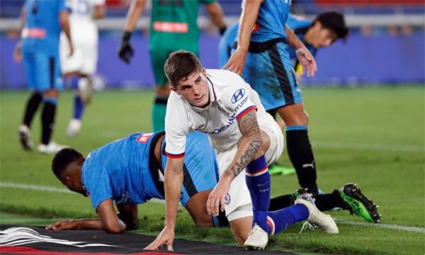 Lampard lần đầu bại trận trên cương vị HLV Chelsea - ảnh 2