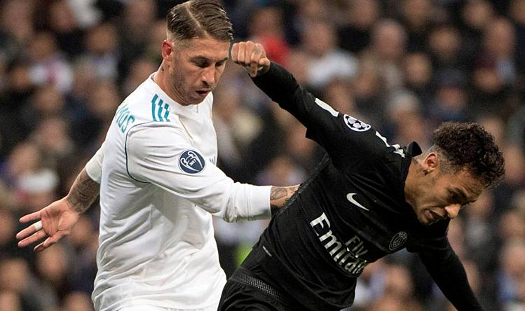 Neymar: Ramos là cầu thủ giỏi nhất tôi từng đối mặt - ảnh 1