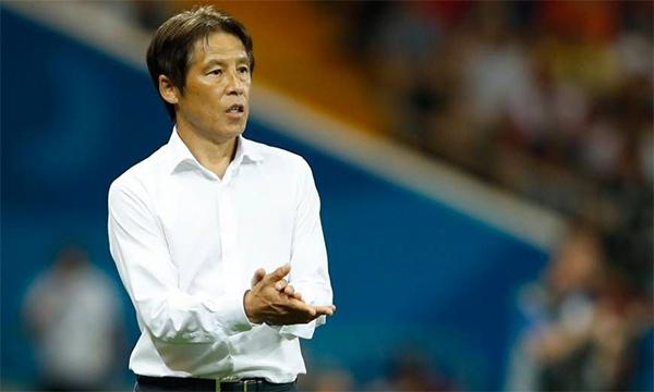 HLV Nishino vừa được bổ nhiệm và sẽ dẫn dắt Thái Lan ở vòng loại World Cup. Ảnh: FAT.