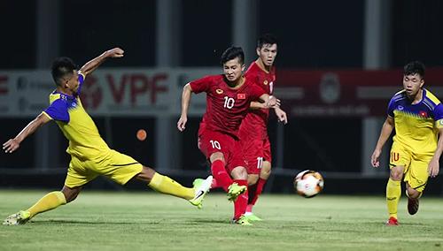 HLV Park tiếp tục gọi nhiều gương mặt mới lên đội U23