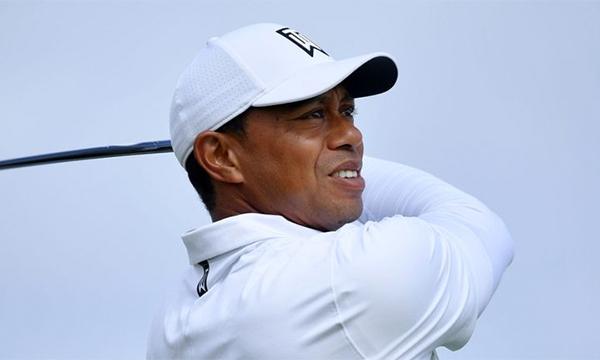 Tiger Woods bị cắt loại tại The Open - ảnh 1