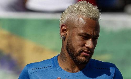 Neymar bị chê thiếu tư chất thủ lĩnh - ảnh 1