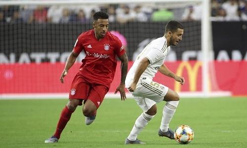 Hazard thất bại trong trận ra mắt tại Real. Ảnh: Reuters.