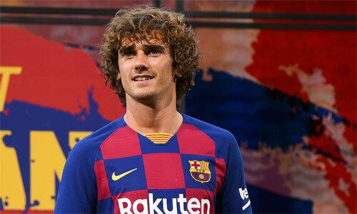 Griezmann từng lo không thể về Barca.