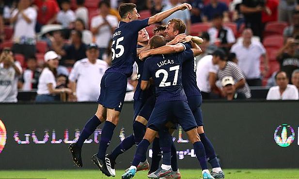 Tuyệt phẩm của Kane giúp Tottenham hạ Juventus