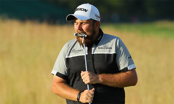 Gương mặt thất vọng của Lowry sau khi về nhì tại US Open ba năm trước. Ảnh: Golf Digest.