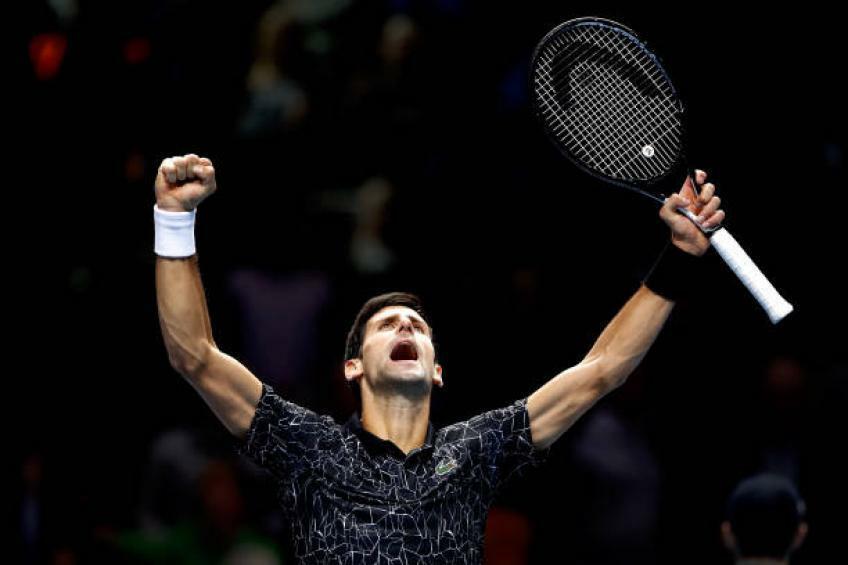 Djokovic rút khỏi Rogers Cup 2019