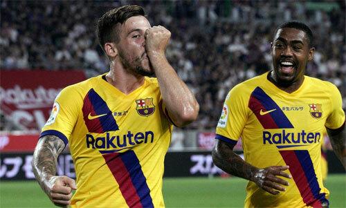 Griezmann bị lu mờ trong chiến thắng của Barca - ảnh 3