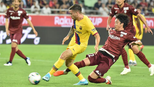 Griezmann bị lu mờ trong chiến thắng của Barca - ảnh 1