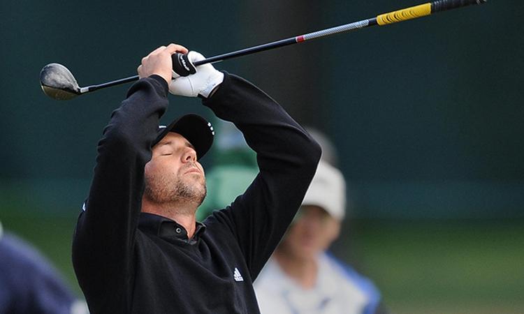 Sergio Garcia thường xuyên gây ra tai tiếng ở các giải đấu sau những khoảnh khắc nóng giận. Ảnh: Golf Digest.