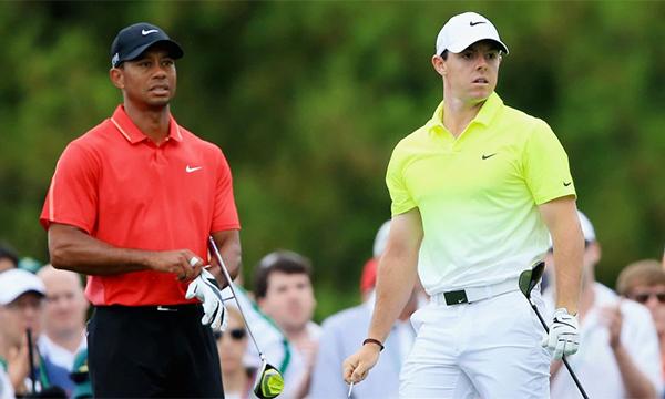 Woods và McIlroy cùng dự giải PGA Tour đầu tiên ở Nhật Bản