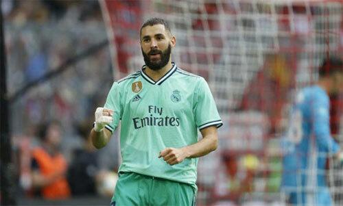 Benzema lập hat-trick, Real kết thúc chuỗi trận thua - ảnh 2