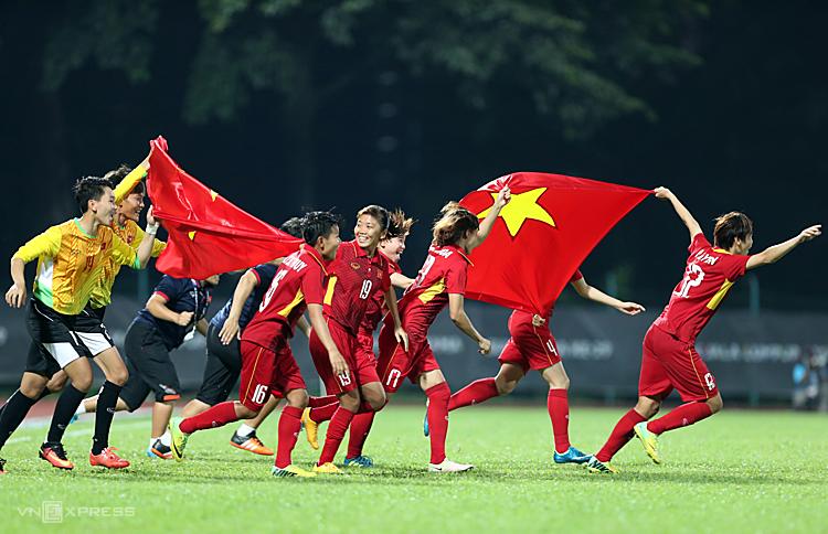 Việt Nam có thêm cơ hội dự World Cup bóng đá nữ 2023
