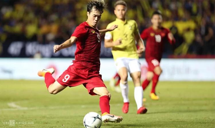 Việt Nam hạ Thái Lan 1-0 vào ngày 5/6 tại Kings Cup 2019. Ảnh: Đức Đồng